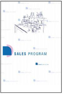 obchodny program - sales program