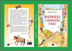 kniha rozpravky z horskeho parku